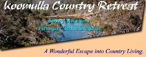 Koomulla Country Retreat - Accommodation Directory