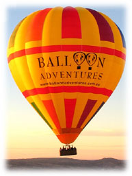 Balloon Adventures Barossa Valley - Accommodation Directory