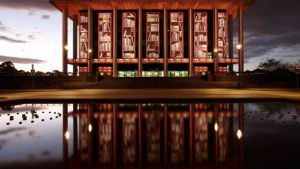 National Library of Australia - Accommodation Directory
