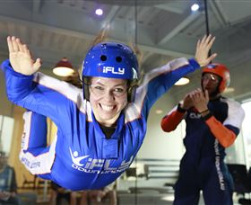iFly Indoor Skydiving - Accommodation Directory
