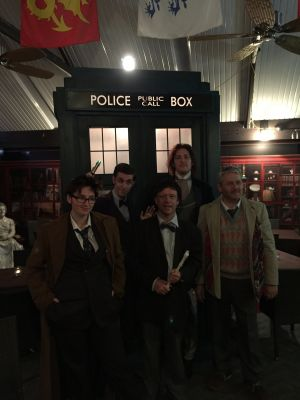 Dr Who Quiz Night - Accommodation Directory