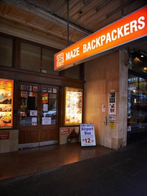 Maze Backpackers - Sydney - Accommodation Directory